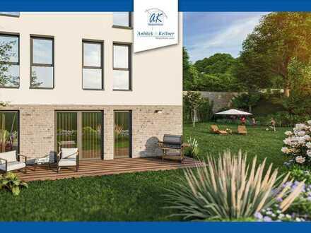 Familienwohnung mit einem Garten 5 min vom Erfurter Dom