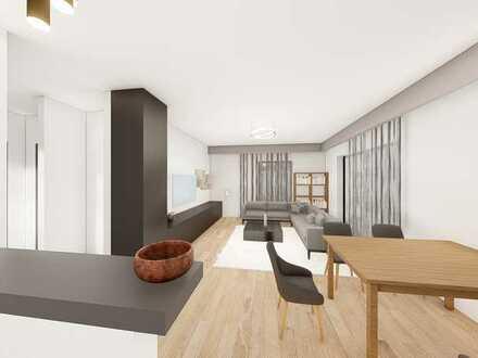Neubau 4 Zimmer Wohnung mit Balkon