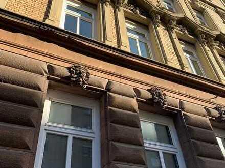 Mehrfamilienhaus I Stuttgart-West I Denkmalschutz I 4 x TG-Stellplätze I genehmigtes Baugesuch