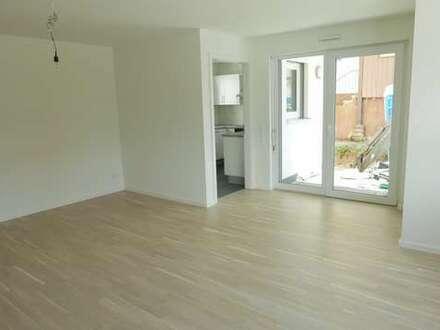 Erstbezug in Neubau: helle 4-Zimmer-Wohnung mit Terrasse - barrierefrei