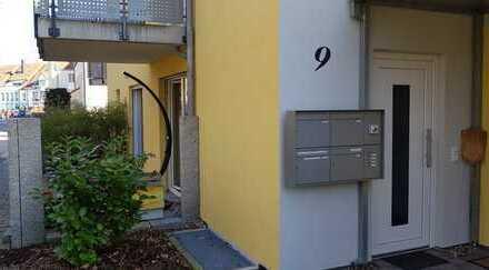 Exklusive, gepflegte 1,5-Zimmer-Erdgeschosswohnung mit Terrasse in Donauwörth