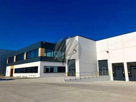 PROVISIONSFREI ✓ LAGER-/LOGISTIK-NEUBAU ✓ 5.000 m² / teilbar ✓ Rampe + eben ✓ 10 m Höhe ✓