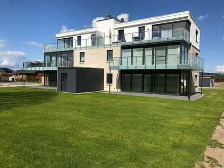 Hochwertige Eigentumswohnung Geltinger Bucht, Ostsee, Flensburger Förde, Wasserblick