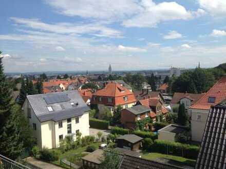 Bielefeld West - Oetkerpark - Aussicht