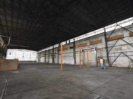 Gewerbeobjekt / Hallenflächen für Lager-Logistik-Produktion im Dresdner Süden