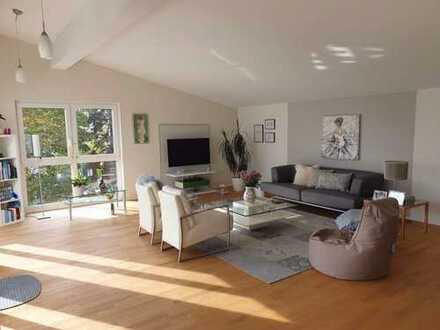 Alternative zum Haus: 130m² Traum-Penthouse mit 30m² Dachterrasse in Kelsterbach