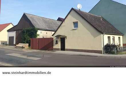 ** Kleiner Bauernhof mit Scheune im Hohen Fläming**