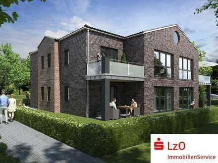 Neubau von 4 Eigentumswohnungen KfW 55- Standard