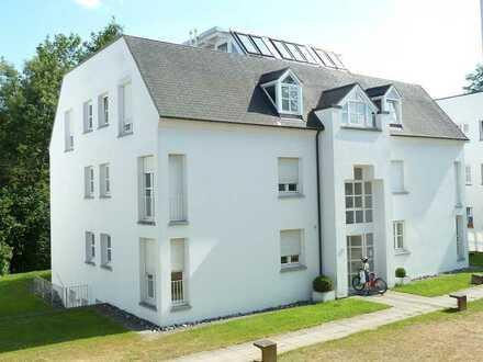 4-Zimmer-Studio-Wohnung in schöner Lage direkt am Wasenwald