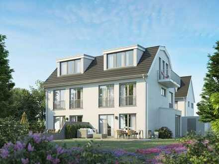 Familienfreundliche und moderne Doppelhaushälfte mit wunderschönem Garten S/W