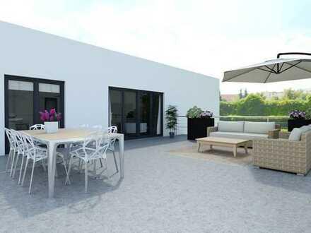 **Mönsheim - Exklusive 3 1/2 - Zimmer- Penthouse-Mietwohnung (Neubau) im Mitteltal am Grenzbach**