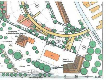 Baugrundstück für Mehrfamilienhaus in bester Lage von Rathenow