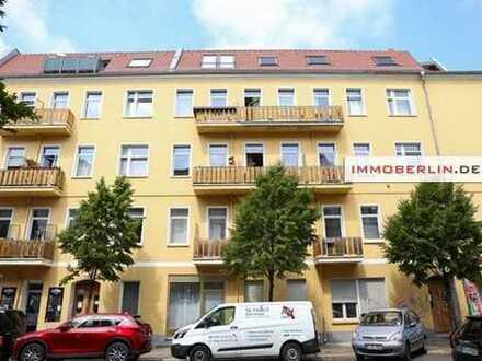 IMMOBERLIN: Vermietete Gewerbeimmobilie (6600 JNKM) in Ruhiglage