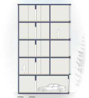 Designen Sie nach Ihrer Vorstellung, Ihr Neubau im Stadtzentrum!