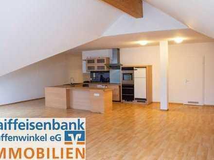 Großzügige Büro/Praxisräume in zentraler Lage von Steingaden!