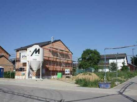 "+++Doppelhaushälfte-Baugrundstück in Schrobenhausen, Baugebiet ""Am Rössfeld"", Grundstück 387 m²+++"