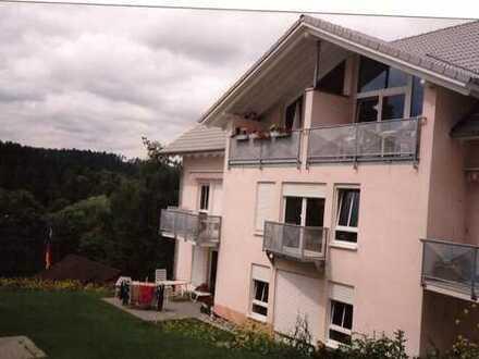 Sonnige 4,5 Zimmer Maisonetten-Wohnung, Niedereschach