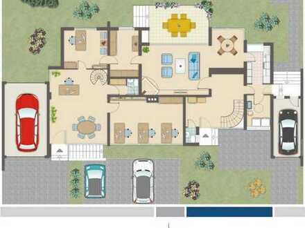 Großzügige Villa mit Schwimmbad und großem Garten in sehr guter Lage von Stuttgart-Ost