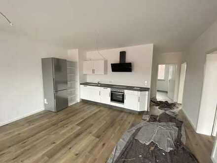 Wunderschöne 3-Zimmer Whg.mit Terrasse u. Einbauküche