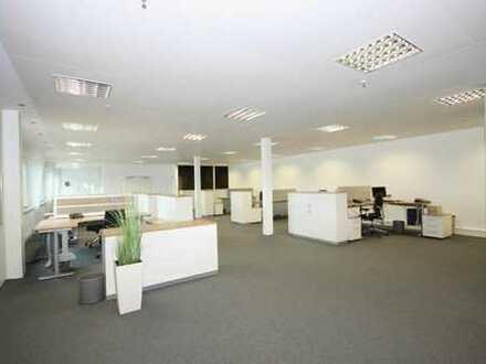 Modernes Großraumbüro in Rottenburg