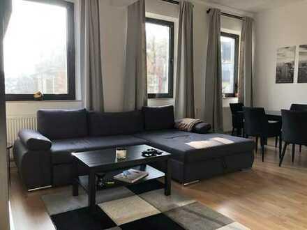 """Großzügig geschnittene Wohnung in zentraler Lage im Düsseldorfer Stadtteil """"Stadtmitte"""""""