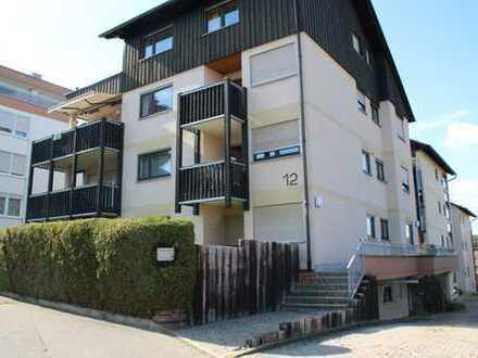Gemütliche 3-Zimmer-Wohnung mit Balkon