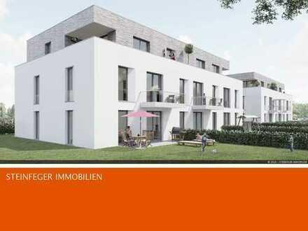 Friedberg: Stilvolle Gartenwohnung mit Weitblick - Haus 3/ Whg 20/ 4 Zimmer