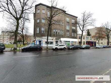 IMMOBERLIN: Gewerbeimmobilie mit Ladenlokal in leicht erreichbarer Lage