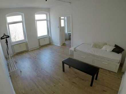Fully furnished flat, as a short-term lease (min. 6 months, max 12 months)