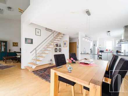 Maisonette-DG-Wohnung in ruhiger Bestlage von Mäuerach
