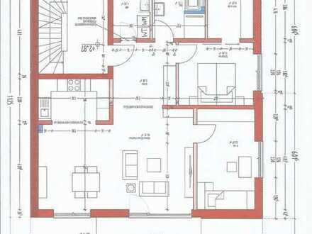 Erstbezug mit Balkon: schöne 3-Zimmer-Wohnung in Aschaffenburg-Obernau
