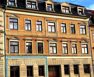 vermietete Zweiraumwohnung mit perfekter Anbindung zum Kauf in Dresden