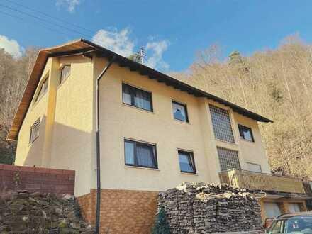 Gepflegte 5-Zimmer Wohnung - ruhig gelegen mit Pool in Frankeneck