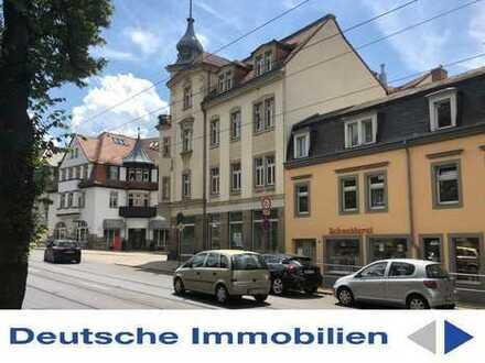 Attraktives Investment! Kleines Wohn- und Geschäftshaus in TOP Lage - Weißer Hirsch - Dresden!