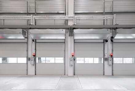 """BAUMÜLLER & CO."" - ca. 4.000 m² Logistik-NEUBAU - Rampe/ebenerdig"