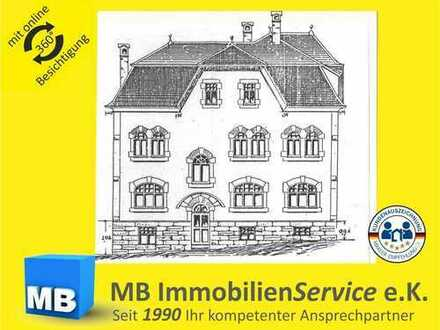 Büro im Herrenhaus – Charme der Gründerzeit