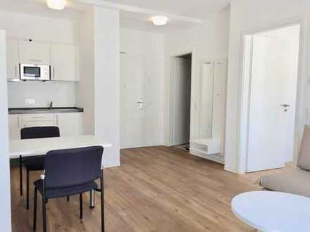 *Möbliertes 2-Zimmer-Appartment mit Balkon*