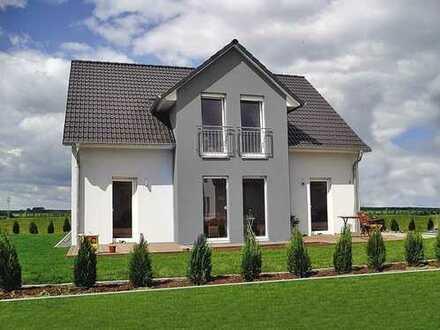 Modernes Energiesparhaus(Neubau) mit Garage u. Carport