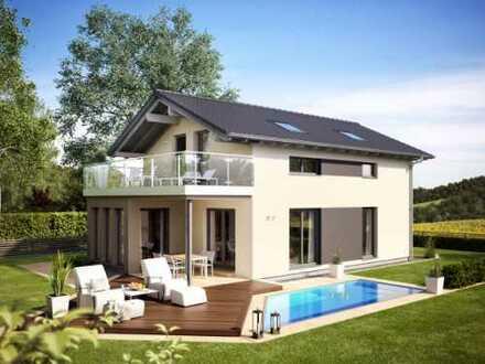 perfekter Wohnkomfort inklusive Grundstück