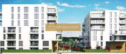 Erstbezug mit Einbauküche und Balkon: exklusive 2-Zimmer-Wohnung in Oberursel