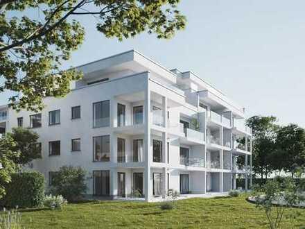 Moderne Rollstuhlgerechte 2-Zimmer-Wohnung mit eigenem Garten in idyllischer Umgebung