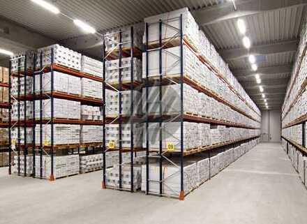 RAMPE + EBEN ✓ 24/7 ✓ Lager-/Logistik (6.000 m²) & Büro (500 m²) zu vermieten