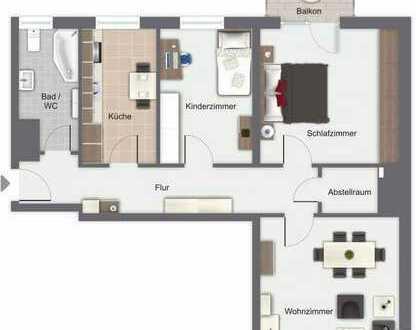3 Zimmerwohnung in München Obergiesing