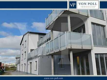 Neu errichtetes Mehrfamilienhaus / 14 moderne Wohnungen mit Balkon o. Terrasse