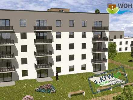 *Jetzt aber schnell - geniale 4- Raum- Wohnung im Wohnpark Zwönitz*
