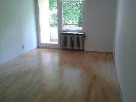Exklusive, gepflegte 1-Zimmer-Wohnung mit Balkon und EBK in Nymphenburg, München