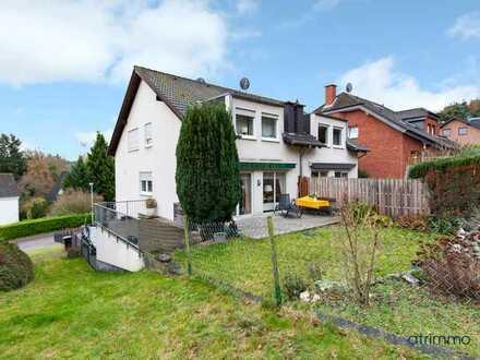 Bezugsfrei ab 01.06! Einfamilienhaus mit 5 Zimmern, 2 Bädern, Terrasse und Garten! Alfter bei Bonn