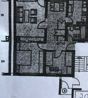 Vollständig renovierte 3-Zimmer-Wohnung mit Balkon und EBK in Dortmund