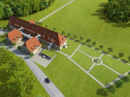 WE 1.15 / 18.000 € KfW-Zuschuss- 1-Zimmer-Wohnung - Wohnen im herrlichen Klosterhof