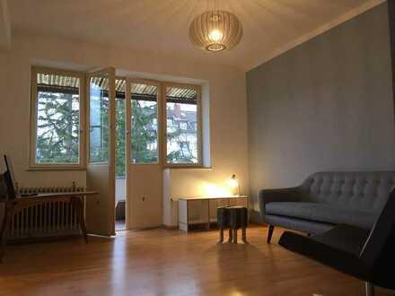 gemütliche 2-Zimmer-Wohnung mit Balkon in Sülz, Köln